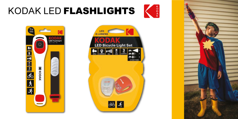 Kodak LED Flashlights