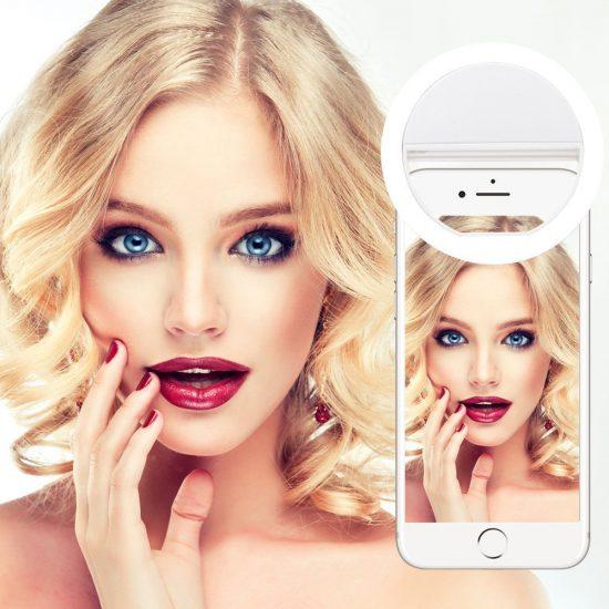 Selfie Ring Cuore - Stella - Cerchio