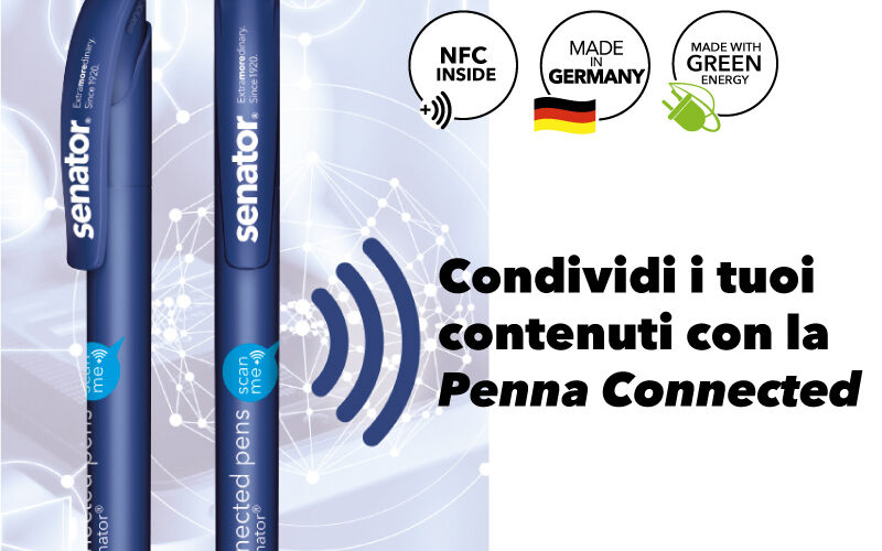 NFC PENNA Conneted Personalizzata