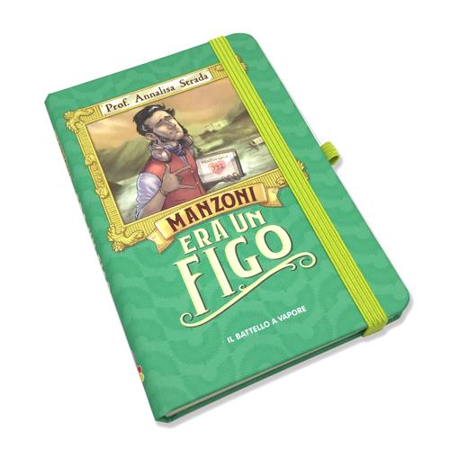 Mondadori-Taccuino-Manzoni